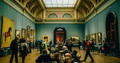 Ting du kan lave med dine venner før I tager på kunstmuseum